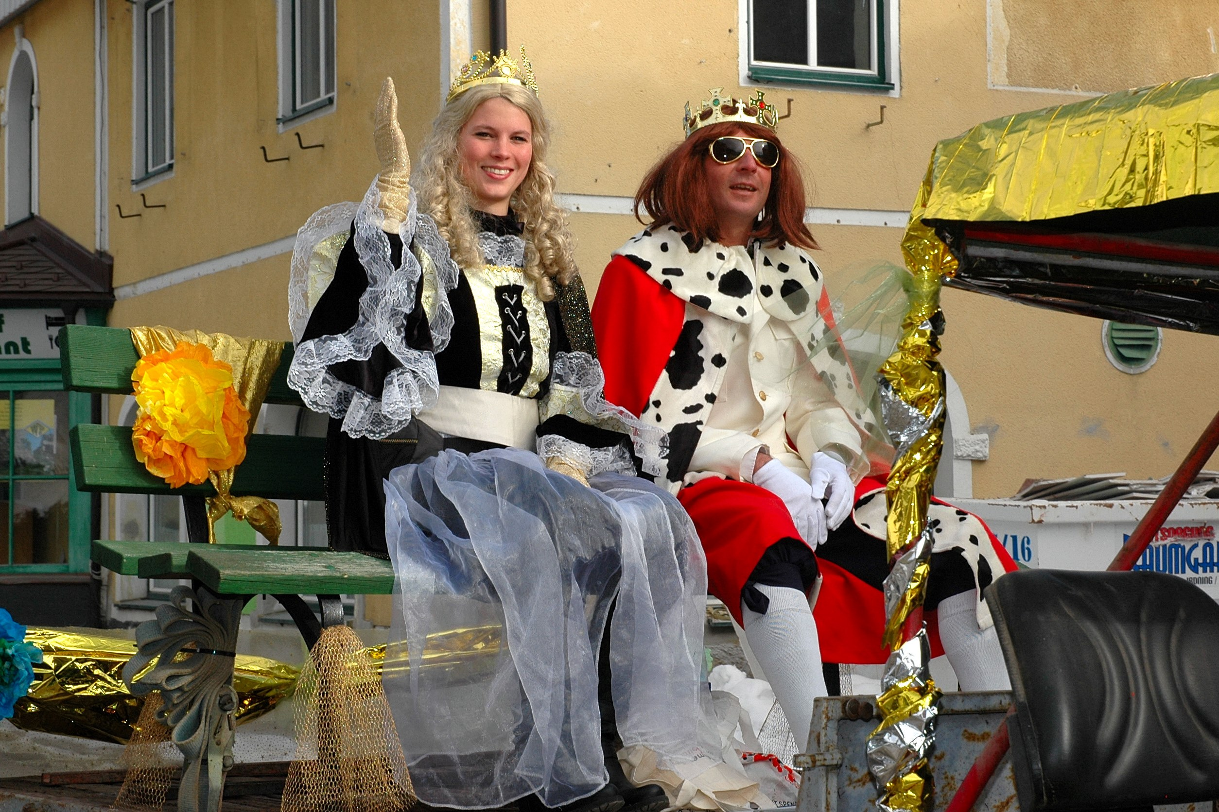 Fasching 2018 Sportunion Worschach